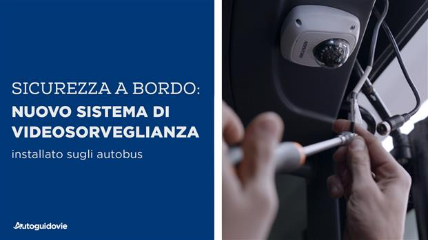 La sicurezza a bordo bus