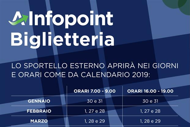 San Donato Calendario.Apertura Straordinaria Per Lo Sportello Di San Donato