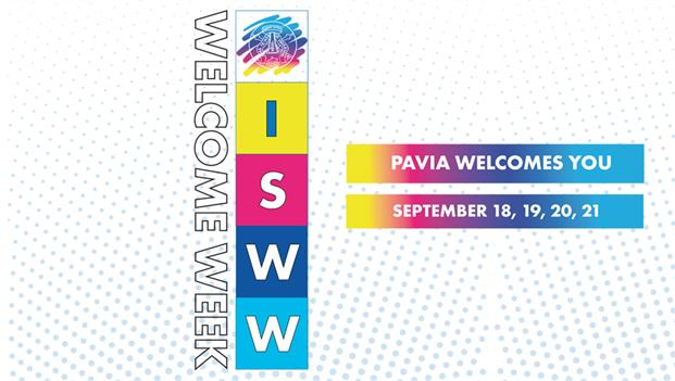 International Students Welcome Week all'Università di Pavia
